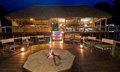 Chitabe Camp, Botswana