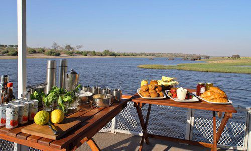 Chobe Under Canvas, Chobe National Park