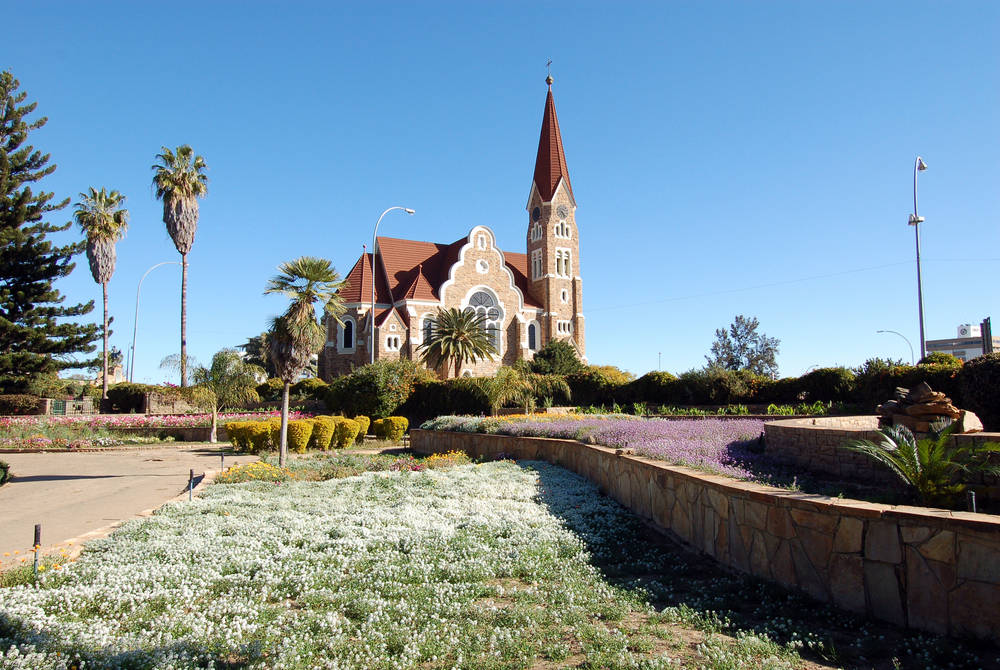 Christ Church, Windhoek, Namibia