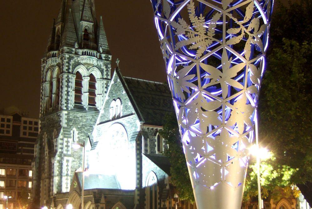 Christchurch Square, New Zealand
