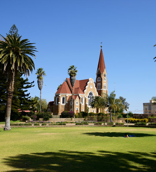 Christchurch in Windhoek, Namibia