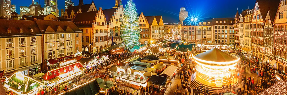 Christmas Markets on the Rhine on Tauck