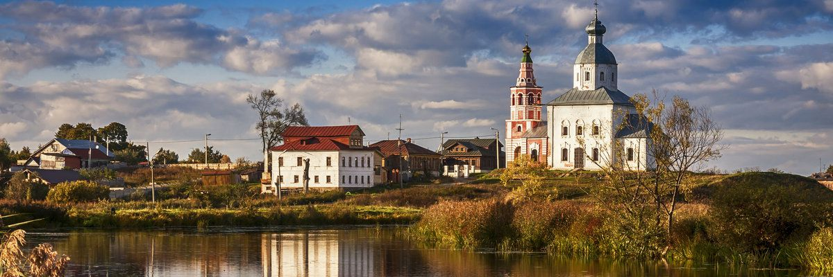 Church of Ilya prophet, Suzdal, Russia