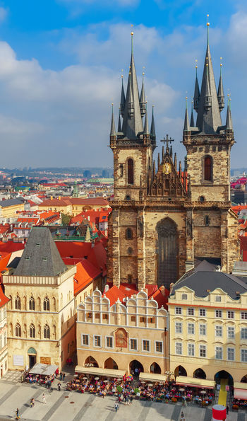 Church of Our Lady, Prague, Czech Republic