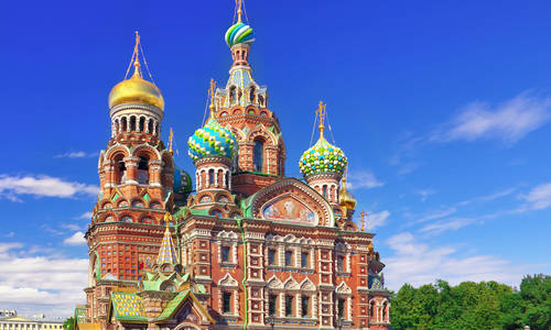 Visa-Free Cruise to Russia