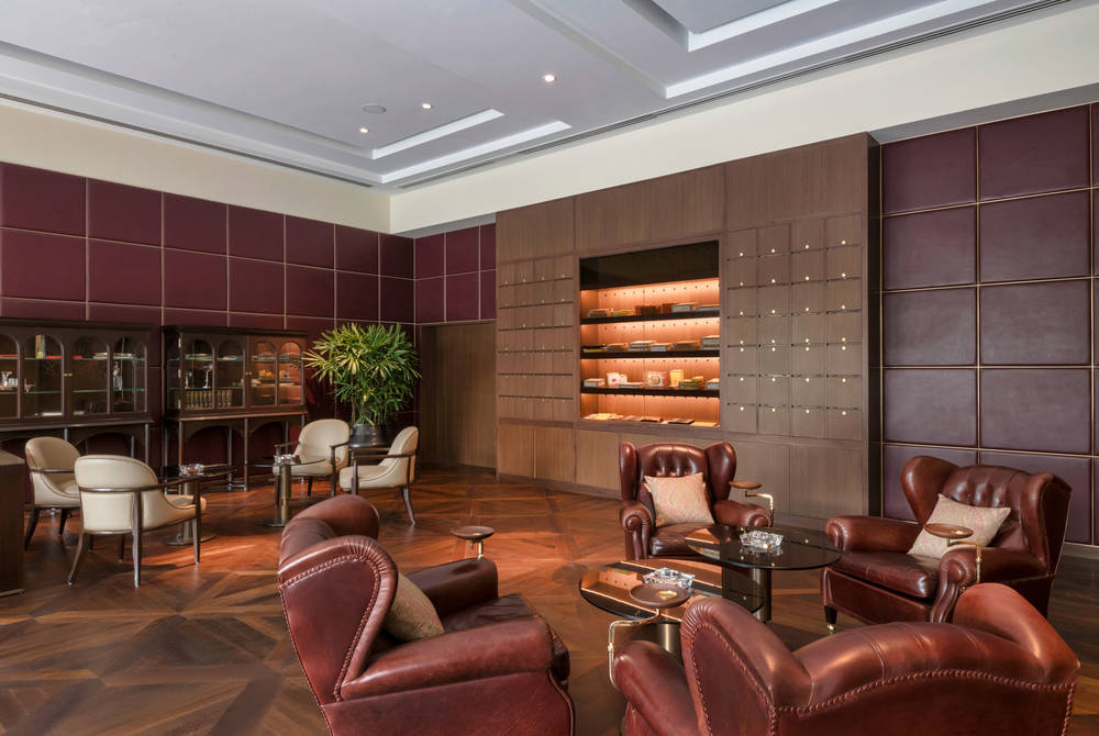 Cigar Lounge – The Oberoi, New Delhi