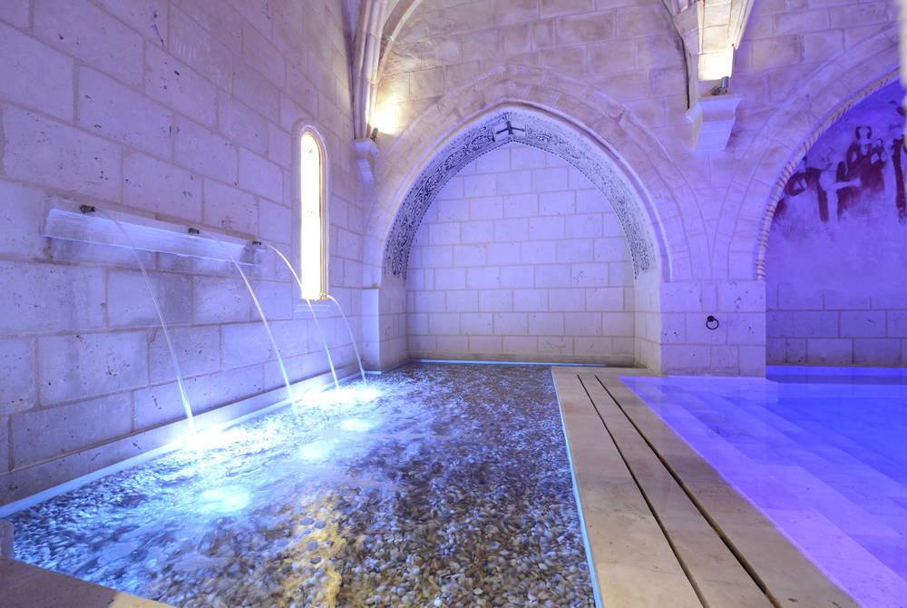 Contrast Circuit, Castilla Termal Monasterio de Valbuena