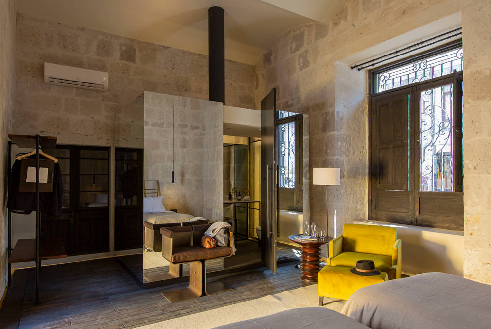 Cirqa Hotel Arequipa - Aposento