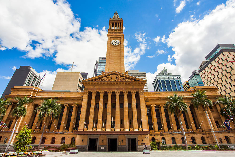 City Hall, Brisbane