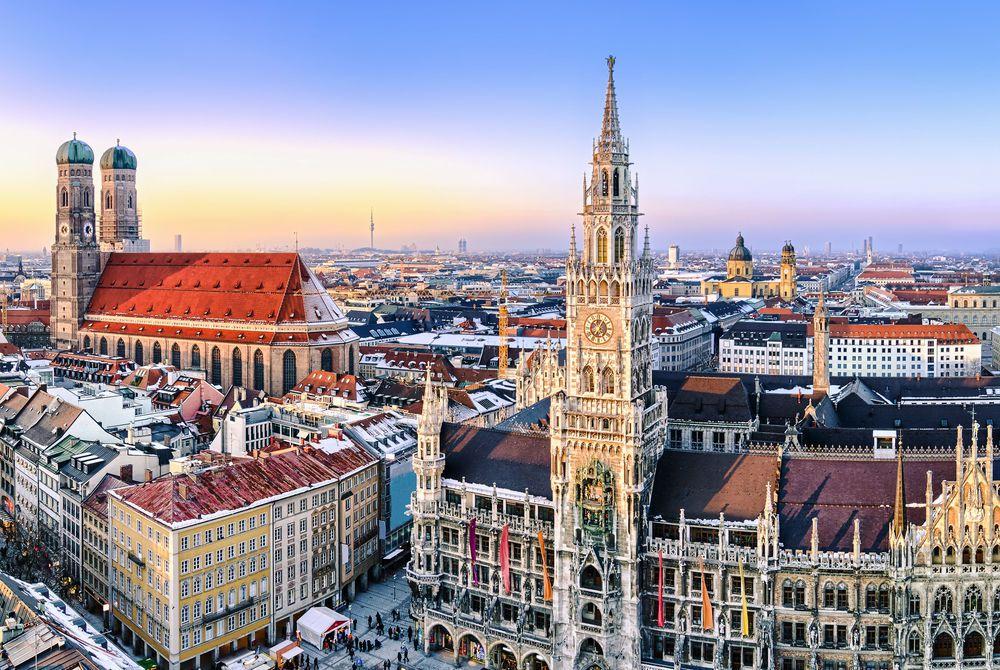 City Hall, Munich, Germany