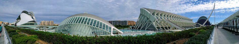 City of Arts and Sciences, Valencia