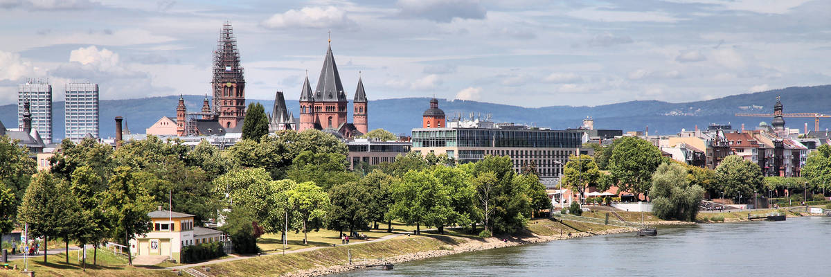 City of Mainz, Germany