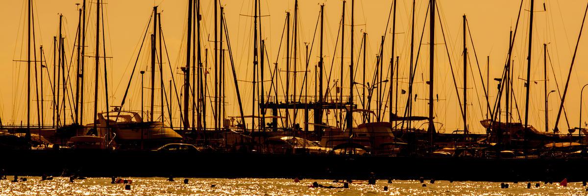 Civitavecchia Boats