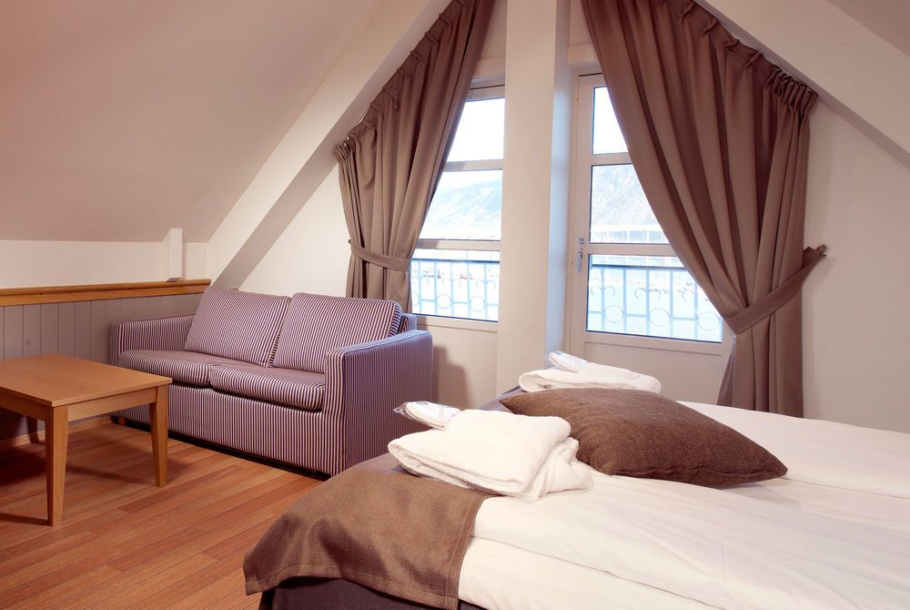 Clarion Collection Hotel With (Superior Double), Tromso