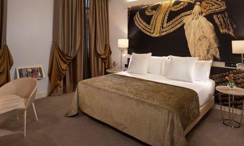 Classic Room, Gran Melia Palacio de los Duques, Madrid