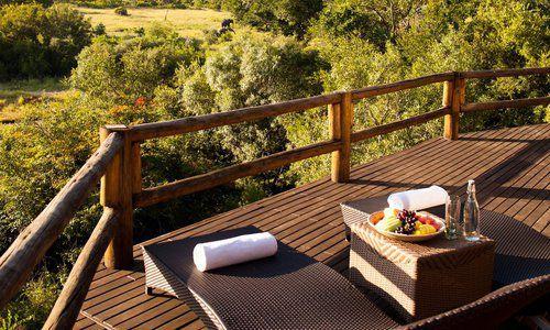 Cliff Lodge, Ulusaba, Sabi