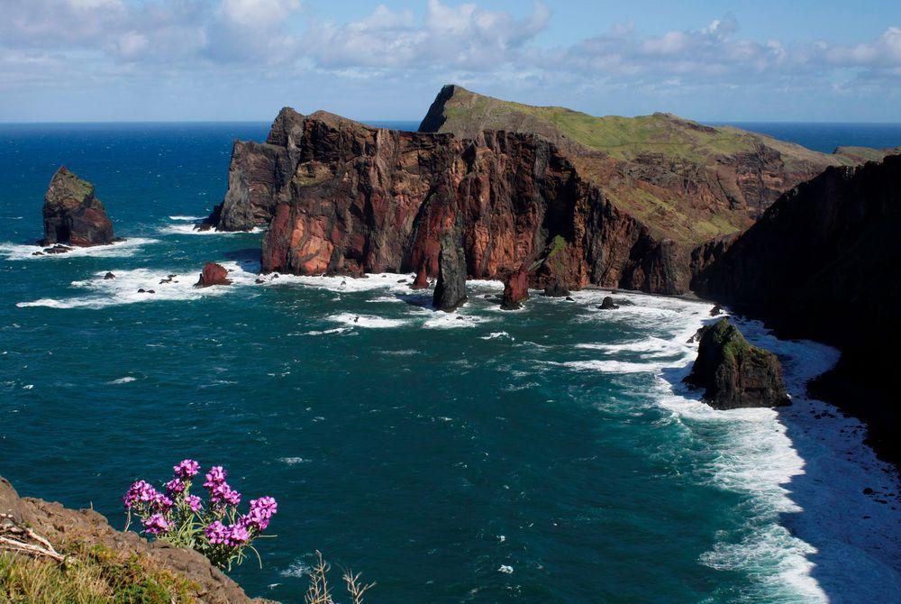 Cliffs, Madeira