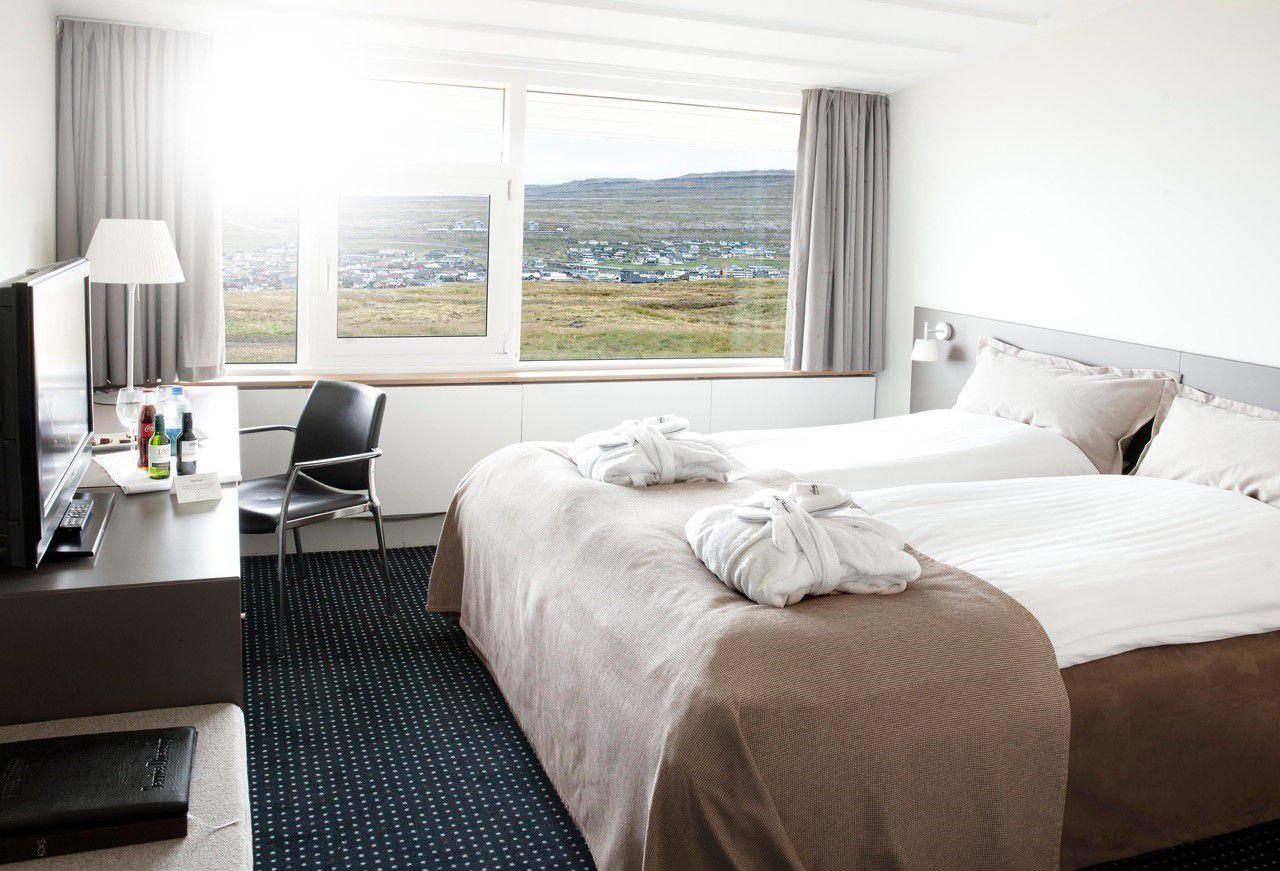 Clinton Room, Hotel Foroyar, Torshavn