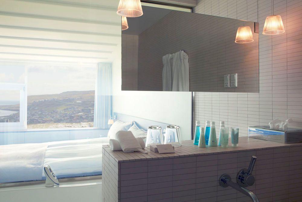 Clinton Suite, Hotel Foroyar, Torshavn