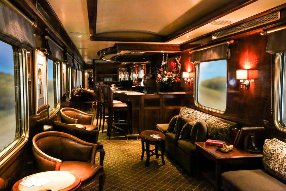 Club Car, Blue Train
