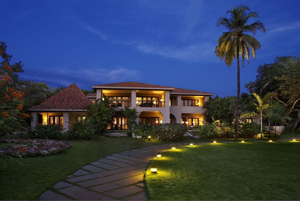 Club Exterior, The Leela Goa