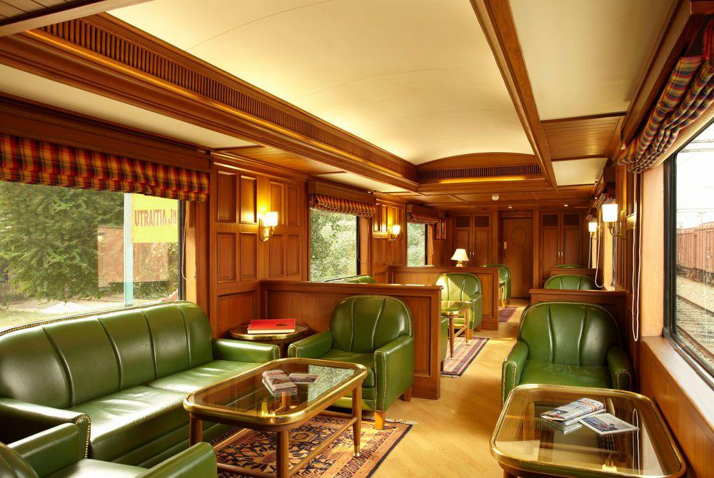 Rajah Club, Maharajas' Express