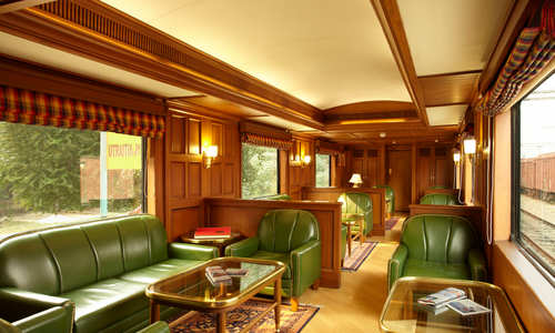 Club, Maharajas' Express