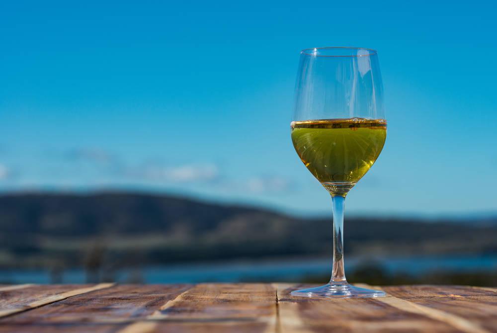 Wine tasting, Tasmania