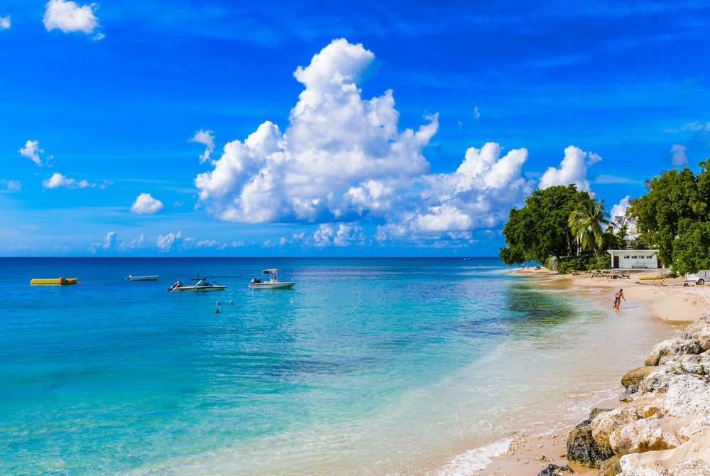 Caribbean Sea, Bridgetown, Barbados