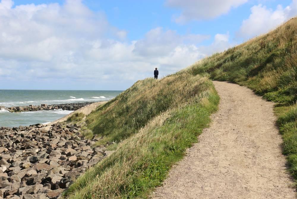 Coastal footpath, Lønstrup