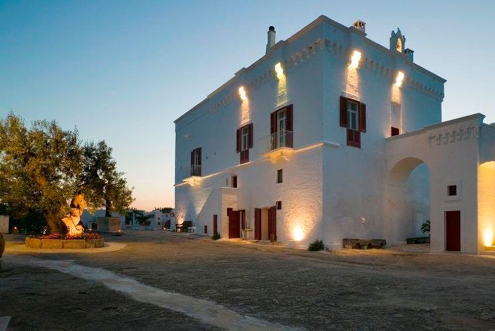 Coccaro, Masseria Torre Coccaro, Puglia