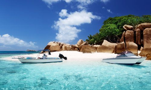 Coco Island, Seychelles