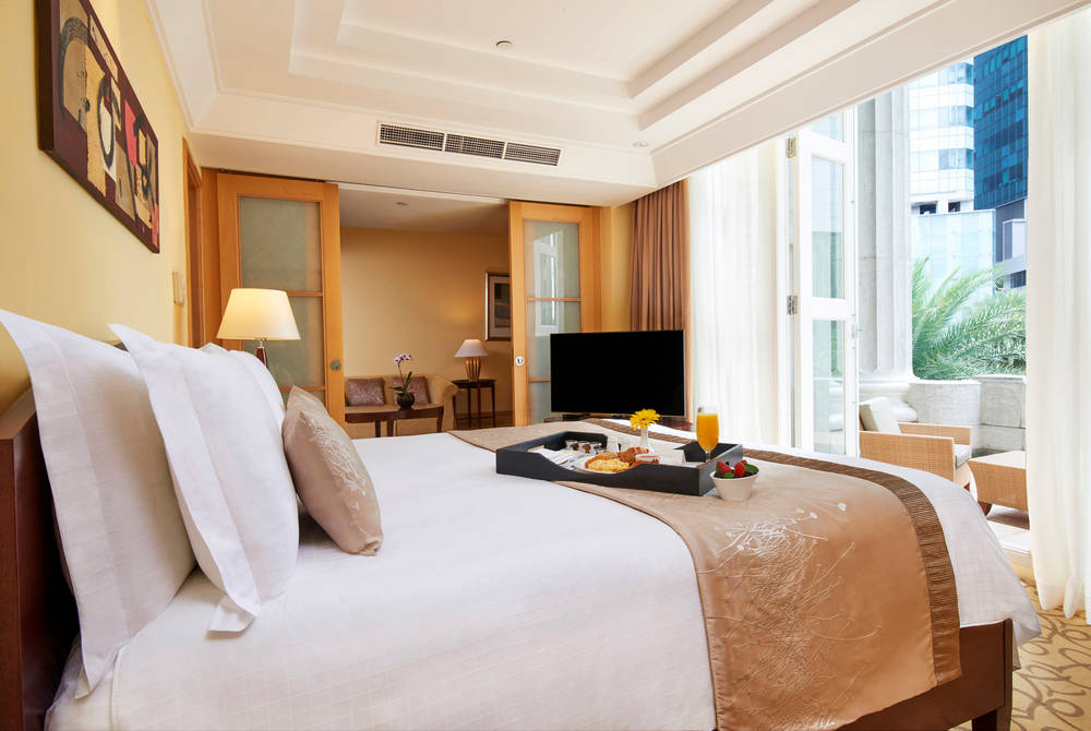 Collyer Suite, Fullerton Hotel, Singapore