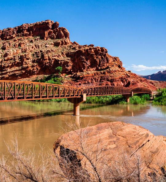 Colorado River, Moab, Utah