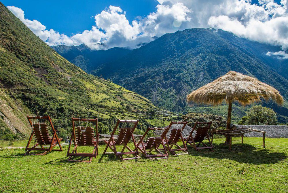 Colpa Lodge, Salkantay Trail, Peru