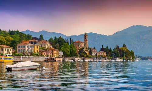 Como lake, Italy