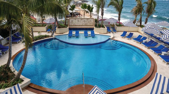 Swimming Pool, Condado Vanderbilt Hotel