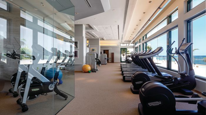 The Gym, Condado Vanderbilt Hotel