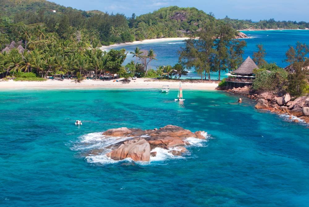 Constance Lemuria, Seychelles