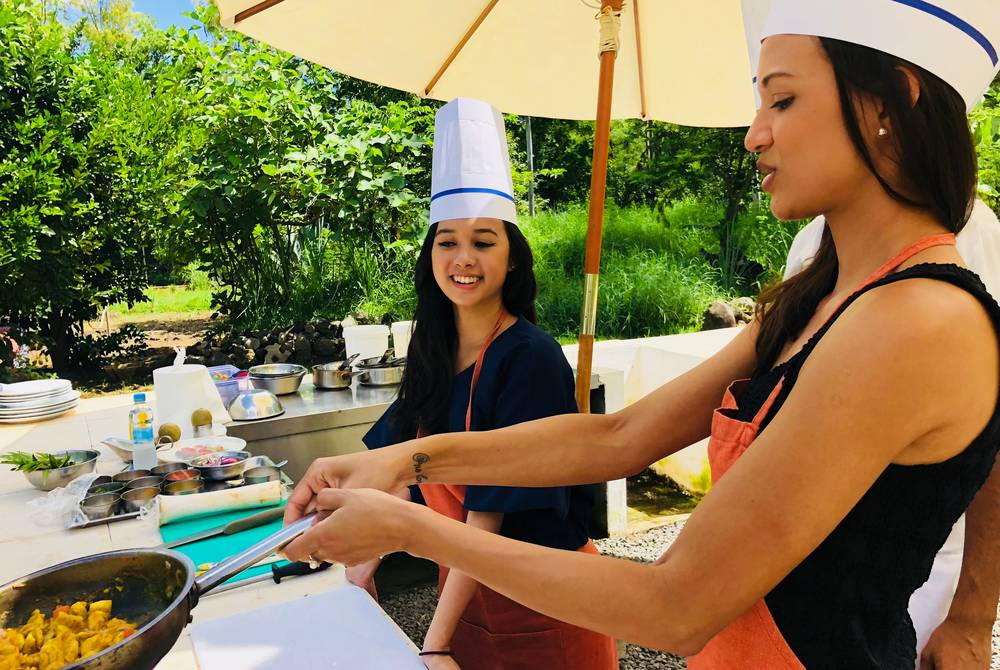 Cooking Class at Karo du Chef, Maradiva Villas Resort & Spa