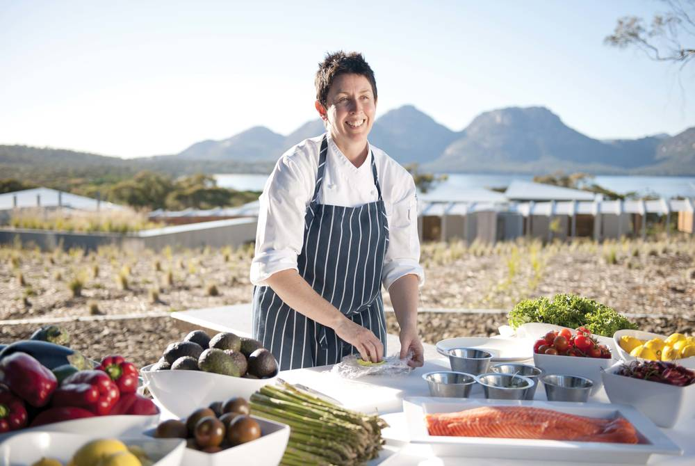 Cooking Class at Saffire Freycinet, Coles Bay, Tasmania