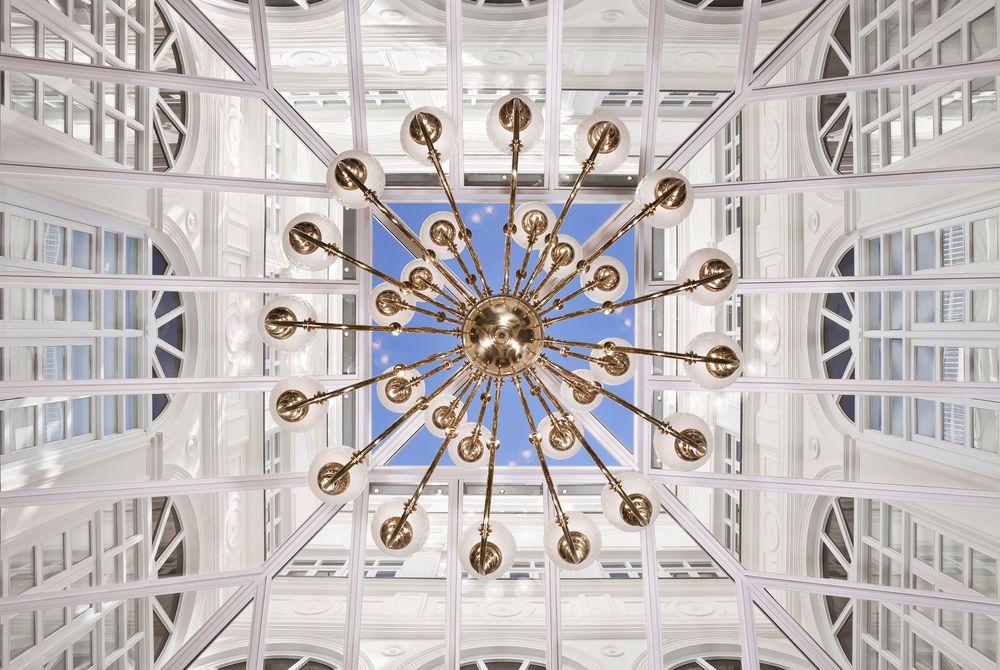 Coroa Gallery, Gran Melia Palacio de los Duques, Madrid