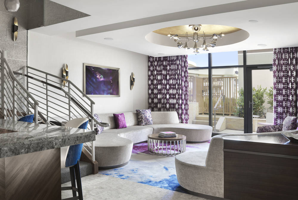 Bungalow suite, The Cosmopolitan