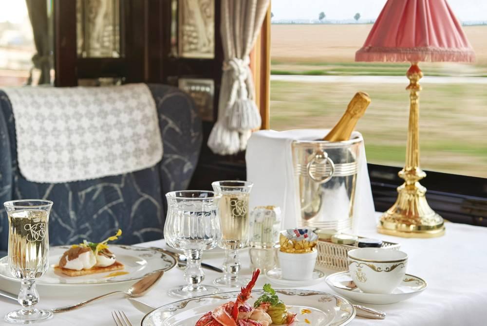 Cote D'Azur Dining Car