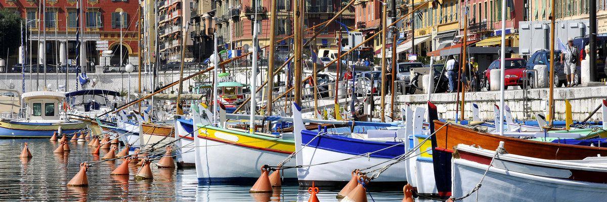 Cote d'Azur, Nice