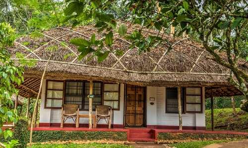 Cottage, Spice Village, Periyar, Kerala