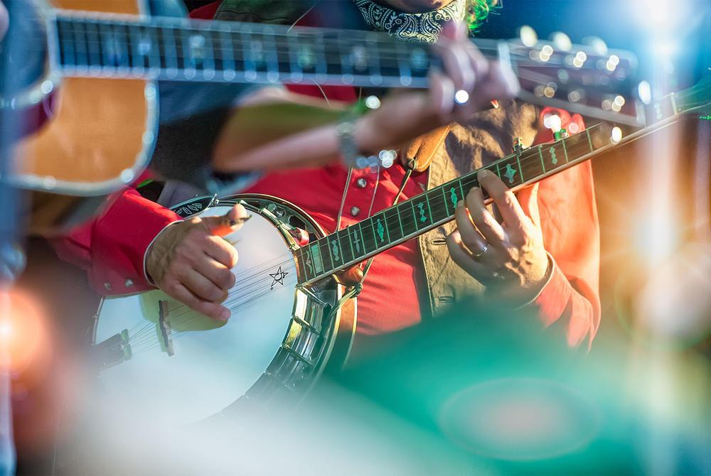 Musician in Nashville Tennessee
