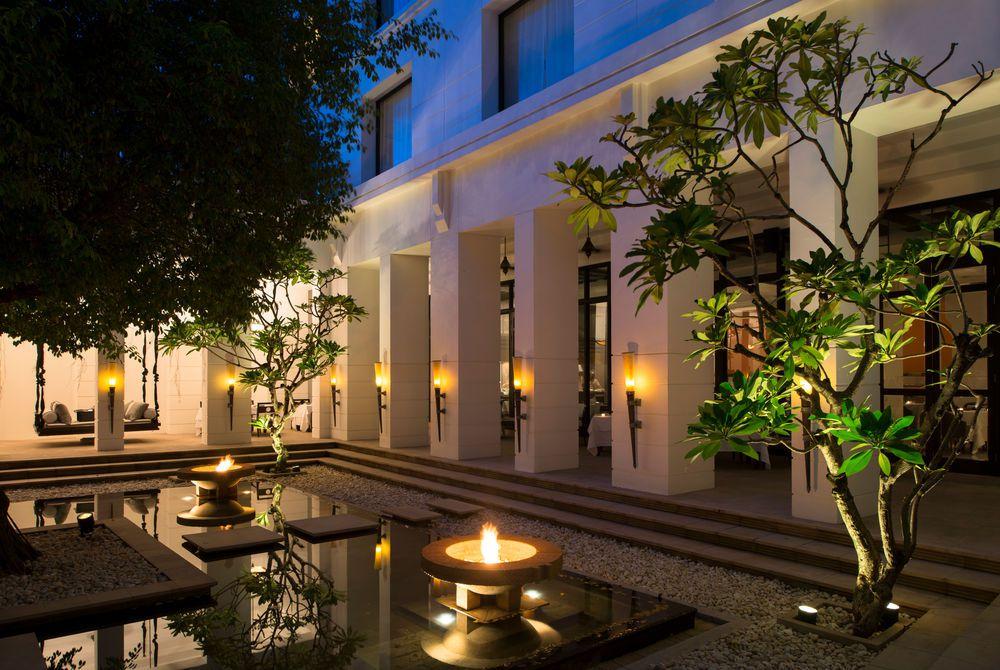 Courtyard, Park Hyatt, Siem Reap, Cambodia