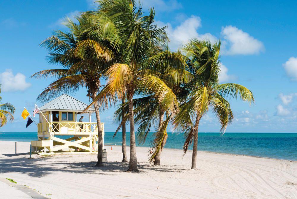 Crandon Park Beach, Miami, Florida