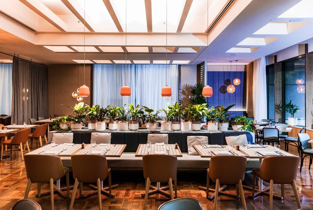 Croft Restaurant, Amora Hotel, Jamison Sydney
